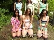 Лишении девственниц с издевательством