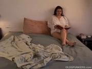 Русская госпожа с большой грудью